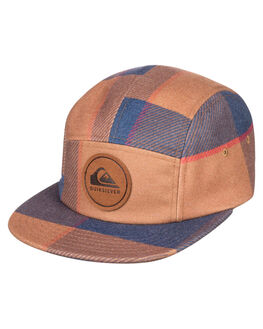 RUBBER MENS ACCESSORIES QUIKSILVER HEADWEAR - AQYHA04313-CPP0