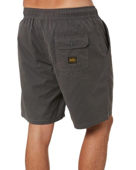 CHARCOAL MENS CLOTHING DEPACTUS BOARDSHORTS - D5201233CHAR