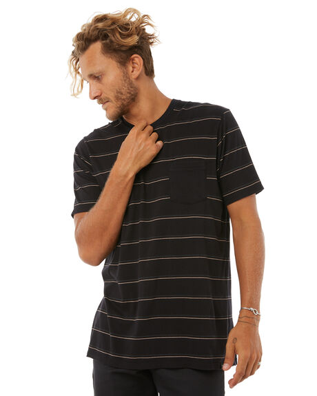 TYRE BLACK MENS CLOTHING O'NEILL TEES - 45111089190