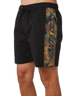CAMO MENS CLOTHING SANTA CRUZ SHORTS - SC-MBA0503CMO