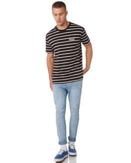 EVERYDAY STONE MENS CLOTHING LEE JEANS - L-606439-KG8ESTN