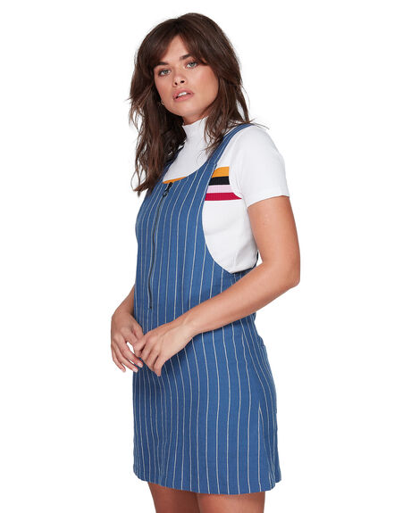 NAVY WOMENS CLOTHING ELEMENT DRESSES - EL-207866-NVY