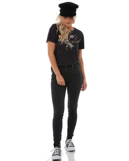 GRAPHITE WOMENS CLOTHING ABRAND JEANS - 71137814