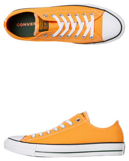 ORANGE RIND MENS FOOTWEAR CONVERSE SNEAKERS - 164413CORNG
