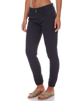 DARK SAPHIRE WOMENS CLOTHING RUSTY PANTS - PAL0898DRS