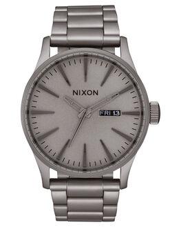 DARK STEEL MENS ACCESSORIES NIXON WATCHES - A356-3166