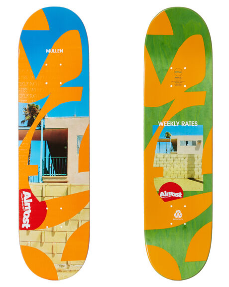 MULLEN BOARDSPORTS SKATE/RIDE ALMOST DECKS - 10023713MULL