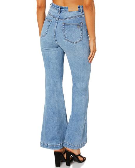 ORIGIN BLUE WOMENS CLOTHING INSIGHT JEANS - 1000086383ORGBL