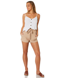 SUNBURN WOMENS CLOTHING RHYTHM SHORTS - JUL19W-WS04SUN
