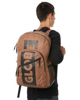 DESERT MENS ACCESSORIES GLOBE BAGS + BACKPACKS - GB71619016DES