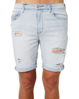TORN MENS CLOTHING A.BRAND SHORTS - 811534062