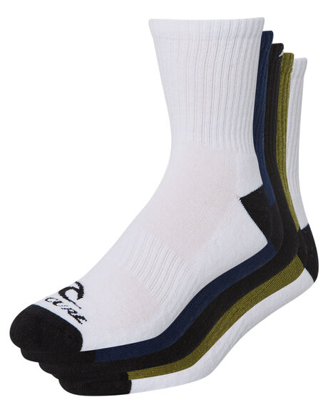 MIXED MENS CLOTHING RIP CURL SOCKS + UNDERWEAR - CSODA18358