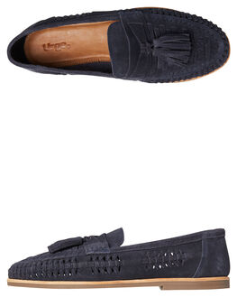 NAVY MENS FOOTWEAR URGE FASHION SHOES - URG17126-NVY