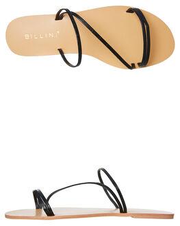 BLACK CROC WOMENS FOOTWEAR BILLINI FASHION SANDALS - S624BKCRC