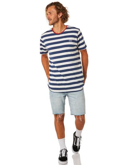 INDIGO MENS CLOTHING SWELL TEES - S5203016INDIG