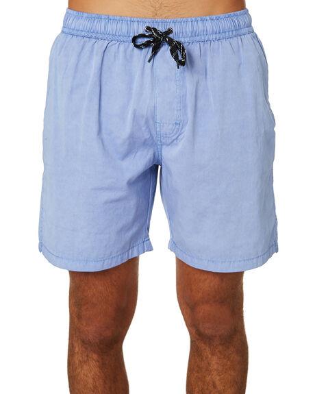 BLUE MENS CLOTHING SWELL BOARDSHORTS - S5164233BLU