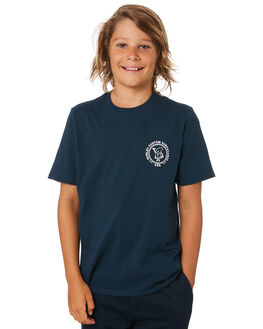 ARMORY NAVY KIDS BOYS HURLEY TOPS - BQ1509434