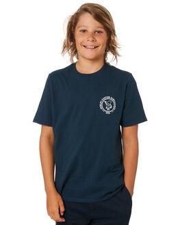 ARMORY NAVY KIDS BOYS HURLEY TOPS - BQ1509434