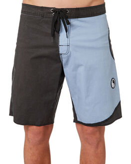 MULTI MENS CLOTHING TOWN AND COUNTRY BOARDSHORTS - TBO110MUL