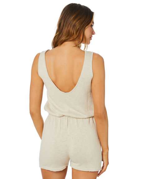 SAND WOMENS CLOTHING SWELL PLAYSUITS + OVERALLS - S8212449SAND