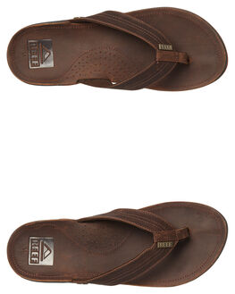CHOCOLATE MENS FOOTWEAR REEF THONGS - A3KIGCHO