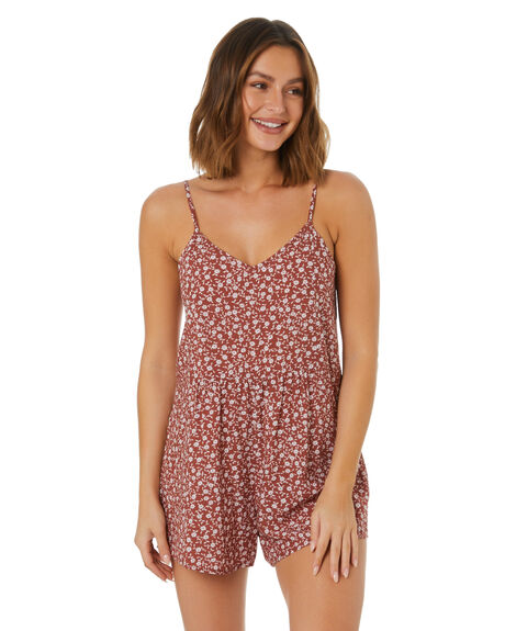 WILDFLOWER WOMENS CLOTHING SWELL PLAYSUITS + OVERALLS - S8222442WLDFL