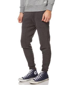 CHARCOAL MENS CLOTHING ACADEMY BRAND PANTS - 17W120CHA