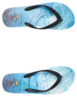 BLUE MENS FOOTWEAR RIP CURL THONGS - TCTA860990