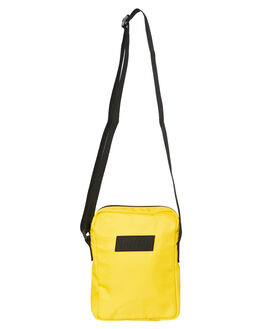 YELLOW WOMENS ACCESSORIES HUFFER BAGS + BACKPACKS - ABA84J4801YLW