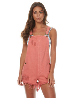 ROSE WOMENS CLOTHING MINKPINK PLAYSUITS + OVERALLS - MD1706951ROSE