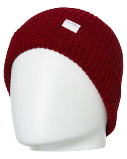 DARK HEATHER RED MENS ACCESSORIES COAL HEADWEAR - 221502DHR
