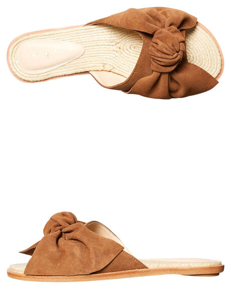 TAN WOMENS FOOTWEAR URGE FASHION SANDALS - URG17071TAN