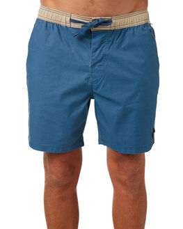 BLUE STEEL MENS CLOTHING THE CRITICAL SLIDE SOCIETY BOARDSHORTS - BS1833BLSTE