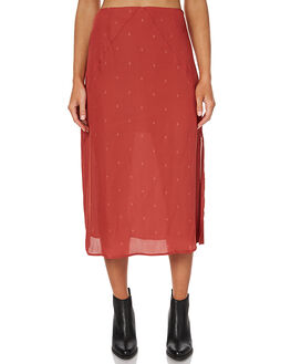 CINNAMON WOMENS CLOTHING THE FIFTH LABEL SKIRTS - TX170429SKCIN