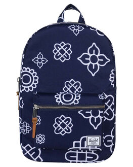 PEACOAT PAISLEY WOMENS ACCESSORIES HERSCHEL SUPPLY CO BAGS - 10033-01653PCTPS