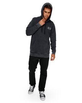 BLACK ACID MENS CLOTHING RVCA JUMPERS - RV-R191153-252