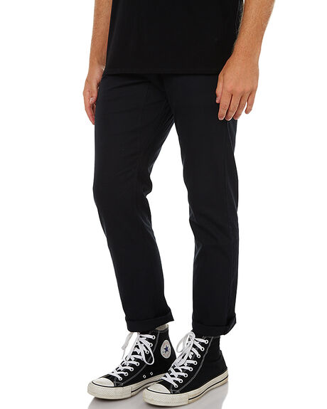 BLACK MENS CLOTHING NIKE PANTS - 836714010