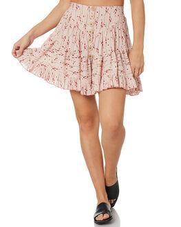 MISTY ROSE WOMENS CLOTHING RUSTY SKIRTS - SKL0487MYE