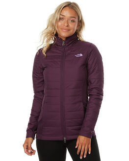 PURPLE WOMENS CLOTHING THE NORTH FACE JACKETS - NFOA2VG1PURP