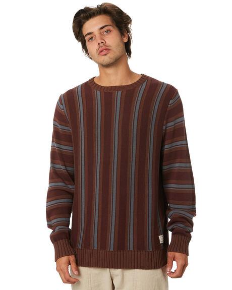 COCOA MENS CLOTHING RHYTHM KNITS + CARDIGANS - JUL19M-KN05-COC