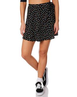 DOT WOMENS CLOTHING VOLCOM SKIRTS - B1421800DOT