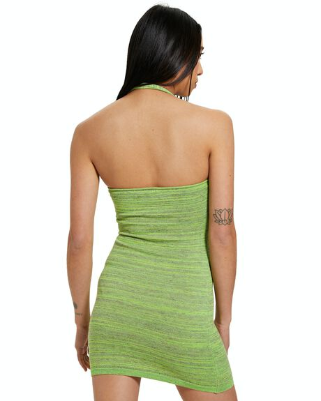 GREEN WOMENS CLOTHING INSIGHT DRESSES - 39893100039