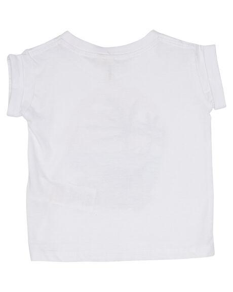 WHITE KIDS GIRLS RIP CURL TOPS - FTEAC91000