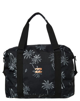 BLACK WOMENS ACCESSORIES BILLABONG BAGS + BACKPACKS - 6695256BLK