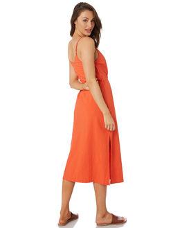POPPY WOMENS CLOTHING RHYTHM DRESSES - OCT19W-DR02-POP