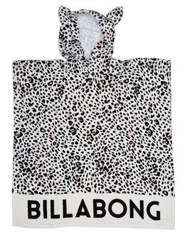 COOL WHIP KIDS TODDLER GIRLS BILLABONG TOWELS - 5685721CLWHP