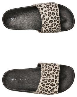 ANIMAL WOMENS FOOTWEAR RUSTY SLIDES - FOL0194ANI
