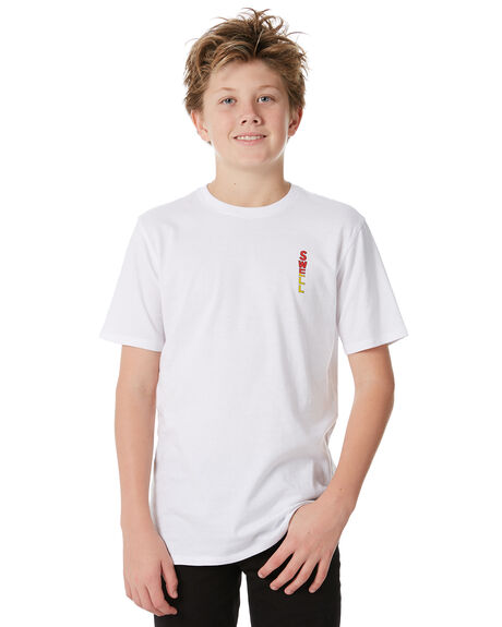 WHITE OUTLET KIDS SWELL CLOTHING - S3184007WHITE