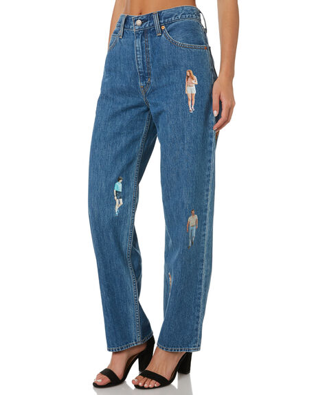 JOE STONED WOMENS CLOTHING LEVI'S JEANS - 79770-0005JOE
