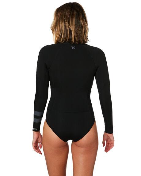 BLACK BOARDSPORTS SURF HURLEY WOMENS - CJ7057010